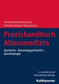 Praxishandbuch Altersmedizin, Buch