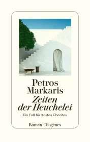 Petros Markaris: Zeiten der Heuchelei, Buch