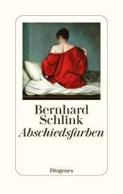 Bernhard Schlink: Abschiedsfarben, Buch