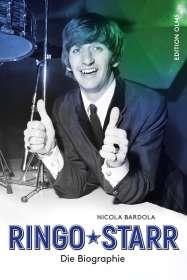 Nicola Bardola: Ringo Starr, Buch