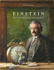 Torben Kuhlmann: Einstein, Buch