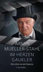 Frank-Burkhard Habel: Im Herzen Gaukler, Buch