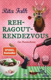 Rita Falk: Rehragout-Rendezvous, Buch