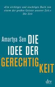 Amartya Sen: Die Idee der Gerechtigkeit, Buch