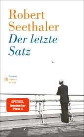 Robert Seethaler: Der letzte Satz, Buch