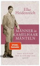 Elke Heidenreich:: Männer in Kamelhaarmänteln, Buch