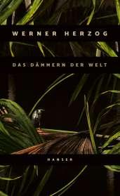 Werner Herzog: Das Dämmern der Welt, Buch