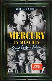 Nicola Bardola: Mercury in München, Buch