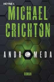 Michael Crichton: Andromeda, Buch