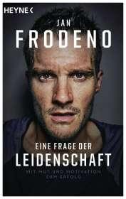 Jan Frodeno: Eine Frage der Leidenschaft, Buch