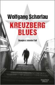 Wolfgang Schorlau: Kreuzberg Blues, Buch