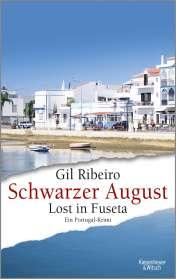 Gil Ribeiro: Schwarzer August, Buch