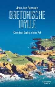 Jean-Luc Bannalec: Bretonische Idylle, Buch
