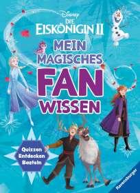 Disney Die Eiskönigin 2: Wusstest du, dass...?, Buch
