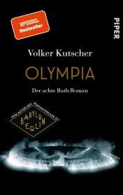 Volker Kutscher: Olympia, Buch