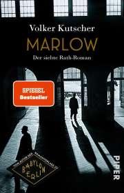 Volker Kutscher: Marlow, Buch