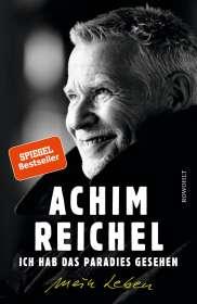 Achim Reichel: Ich hab das Paradies gesehen, Buch
