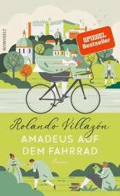Rolando Villazón: Amadeus auf dem Fahrrad, Buch
