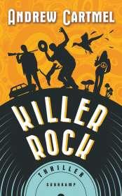 Andrew Cartmel: Killer Rock, Buch