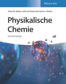 Peter W. Atkins: Physikalische Chemie, Buch