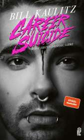 Bill Kaulitz: Career Suicide, Buch