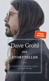 Dave Grohl: Der Storyteller, Buch
