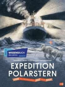 Katharina Weiss-Tuider: Expedition Polarstern - Dem Klimawandel auf der Spur, Buch