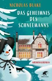 Nicholas Blake: Das Geheimnis des Schneemanns, Buch