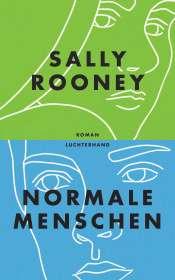 Sally Rooney: Normale Menschen, Buch