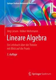 Jörg Liesen: Lineare Algebra, Buch