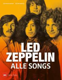 Jean-Michel Guesdon: Led Zeppelin - Alle Songs, Buch