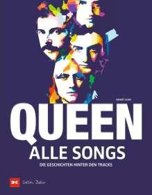 Queen - Alle Songs, Buch