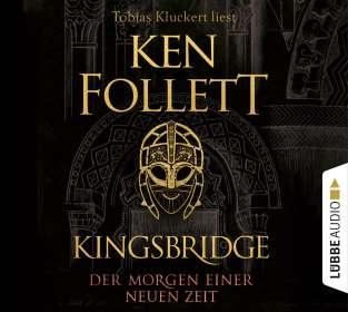 Kingsbridge - Der Morgen einer neuen Zeit, CD