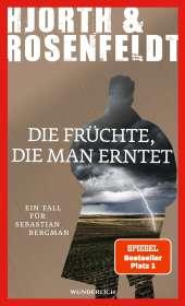 Michael Hjorth: Die Früchte, die man erntet, Buch