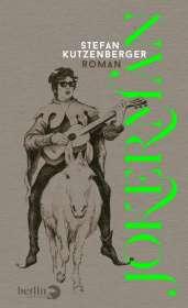 Stefan Kutzenberger: Jokerman, Buch