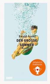 Ewald Arenz: Der große Sommer, Buch