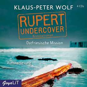 Klaus-Peter Wolf: Rupert undercover. Ostfriesische Mission, CD