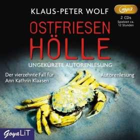 Klaus-Peter Wolf: Ostfriesenhölle (ungekürzt), MP3