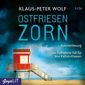 Klaus-Peter Wolf: Ostfriesenzorn, CD