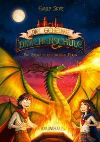 Emily Skye: Die geheime Drachenschule - Die Rückkehr des siebten Clans, Buch