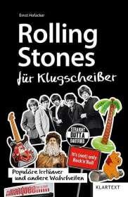Ernst Hofacker: Rolling Stones für Klugscheißer, Buch