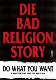 Bad Religion: Die Bad Religion Story, Buch