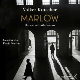 Volker Kutscher: Marlow, MP3