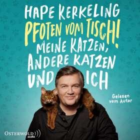 Hape Kerkeling: Pfoten vom Tisch!, CD