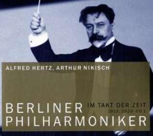 Berliner Philharmoniker - Aufnahmen 1913-1920, CD