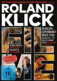 Roland Klick: Roland Klick Filme, DVD