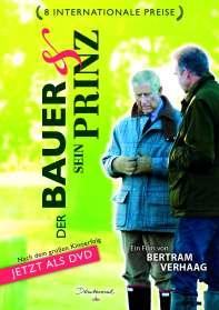 Bertram Verhaag: Der Bauer und sein Prinz, DVD