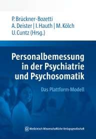 Personalbemessung in der Psychiatrie und Psychosomatik, Buch
