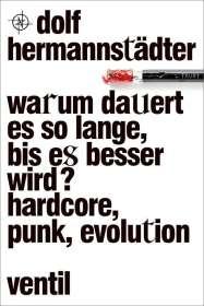 Dolf Hermannstädter: Warum dauert es so lange, bis es besser wird?, Buch
