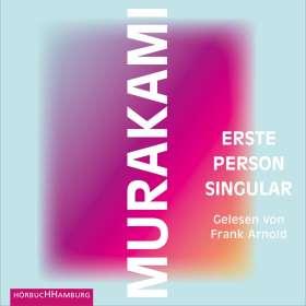 Haruki Murakami: Erste Person Singular, CD